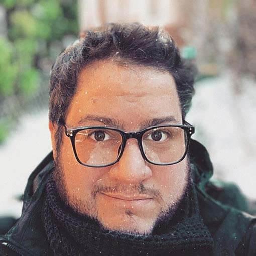 Portrait von Sebastian Preuschoff